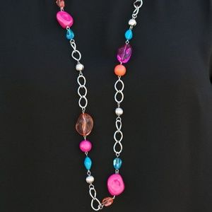 GLASS-ical Music - Multi Necklace set